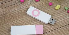 Memoria USB en PVC bicolor de usb-memorias.com